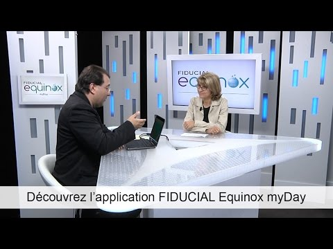 Interview du chef de produit Equinox au sujet de l'application myDay.