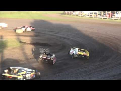 IMCA Modified feature Benton County Speedway 6/5/16