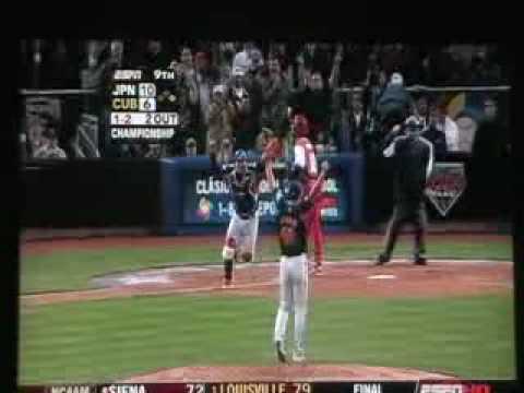 Japan Wins 2006 World Baseball Classic