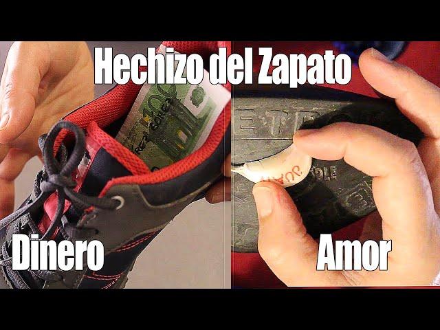 Hechizos Del Zapato Para Atraer Dinero Con Billete Y De Amor Para Dominar Con Ajo Youtube