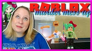 ROBLOX | MORD GEHEIMNIS FREITAG | 😟 Mord Mess Up | Familienfreundlich | SallyGreenGamer
