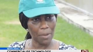 Commercialising Technology - News Desk on Joy News (15-8-17)