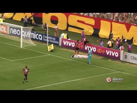 Melhores Momentos - Vitória 1 x 2 Flamengo - Campeonato Brasileiro (03/12/2017)