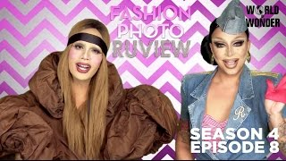 RuPaul's Drag Race Fashion Photo RuView with Raja and Raven: Season 4 Episode 8