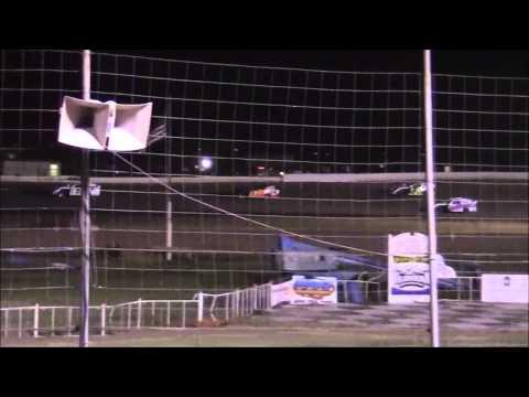 IMCA Sport Mods at Lubbock Speedway 7-24-15