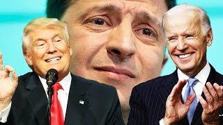 ПОЛИТРЭП: На кого поставить? На Трампа или Байдена?