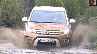NEW SUZUKI VITARA 2015 - PREMIÈRE AND FIRST OFF ROAD TEST DRIVE(NEW SUZUKI VITARA 2015 - PREMIÈRE AND FIRST OFF ROAD TEST DRIVE This video is about SUZUKI - VITARA SEGUICI/FOLLOW US ..., 2015-03-09T09:56:48.000Z)