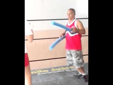 Boxeo Cubano Team Nuñez Cancun - Tecnicas Y sombras - YouTube