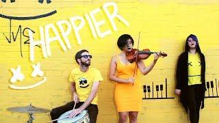 Baixar Happier (Marshmello + Bastille) ~ acoustic/violin cover