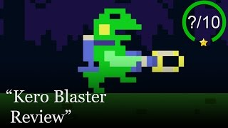 Kero Blaster PS4 Review (Video Game Video Review)