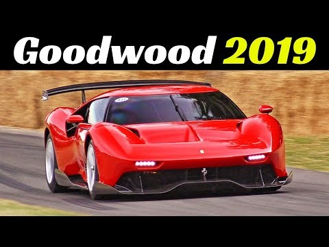 Goodwood Festival Of Speed 2019 - Day 2 Highlights - Supercars Madness, F1, Rally Cars, Drift & More