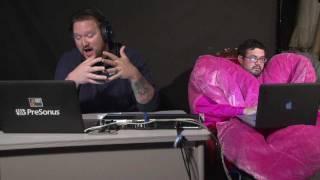 PreSonus Tech Talk Live -  Sweetheart Upgrade -  2-14-12