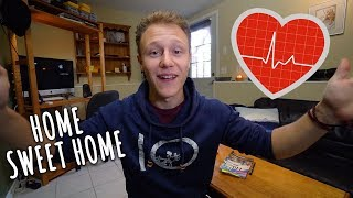 Home Sweet Home - and free time?