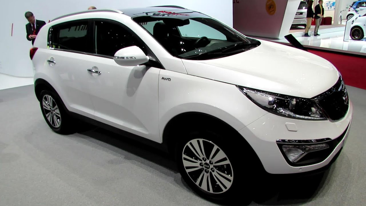 sportage express for updated kia auto