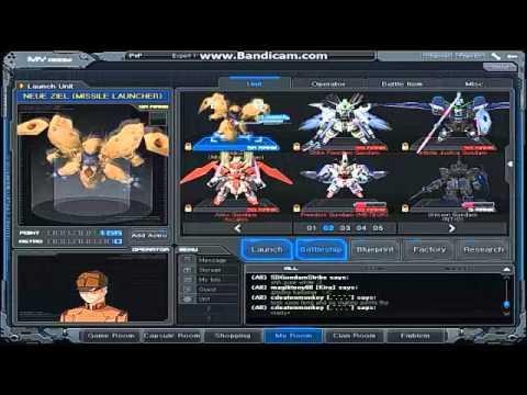 SD Gundam Next Evolution Online Closed Beta and ... - Steparu.com