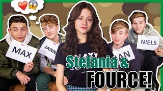 STEFANIA en FOURCE DOEN DE MOST LIKELY TO TAG + GIVEAWAY