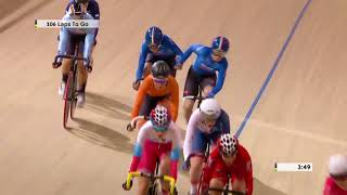 Video Women's Madison - 2018 UCI Track Cycling World Championships download MP3, 3GP, MP4, WEBM, AVI, FLV September 2018