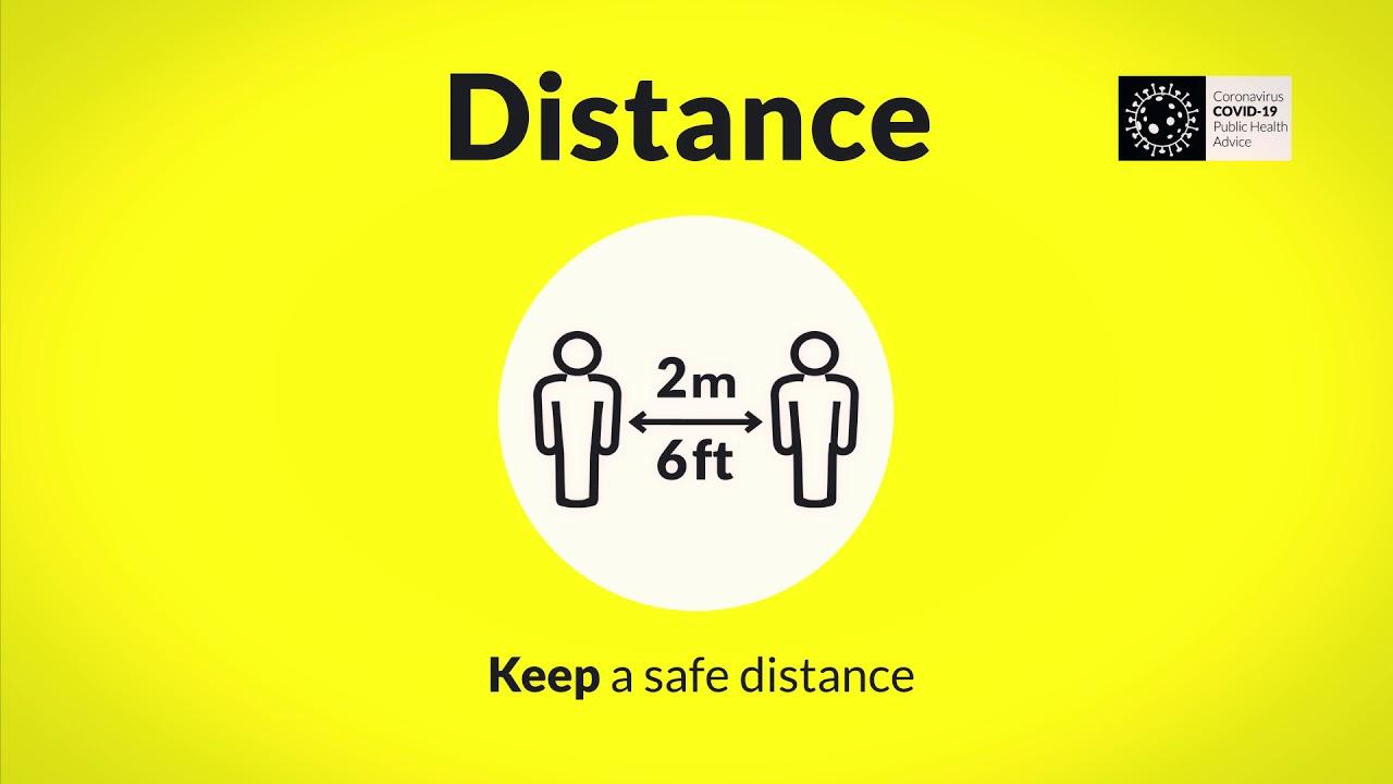 Safe Distance When using Self Storage