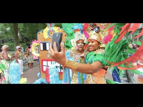 FREDDY MOREIRA AT ZOMERCARNAVAL ROTTERDAM 2016 (DUTCH SUMMER CARNIVAL)