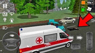 Emergency Ambulance Simulator #1 - Simulator Game Android gameplay #carsgames