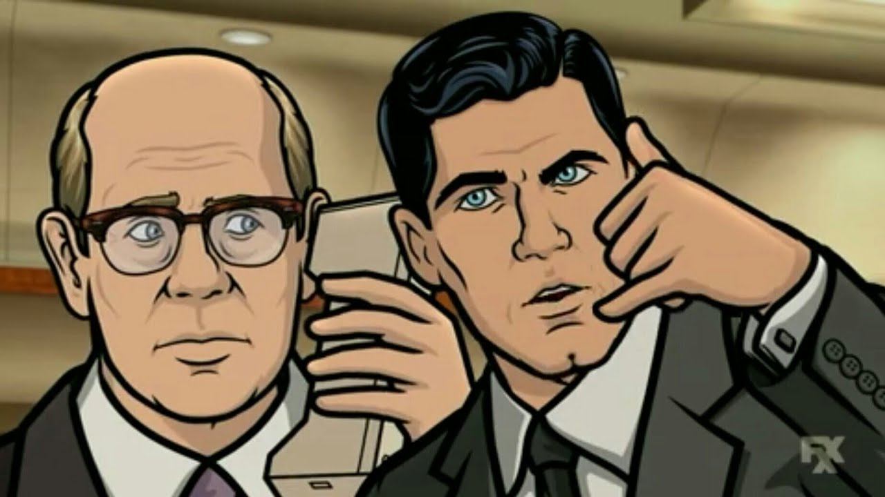 Download Archer Season 11 Episode 7 Kidnap And Rescue