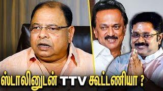 அ தி மு க வை அழிக்க ஸ்டாலினுடன் கூட்டணியா : MLA Vetrivel Interview About Lok Sabha Election Results