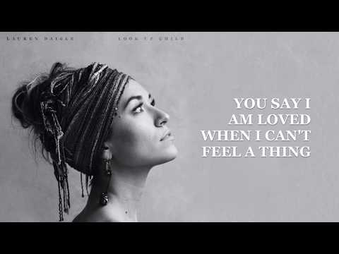 You Say (Lyric Video) - Lauren Daigle
