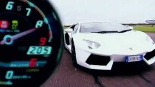 2012 Lamborghini Aventador LP700-4 Reviewed by Fifth Gear