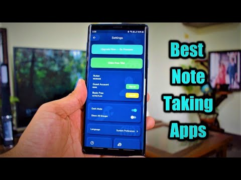 Best Note Taking Apps For Android - 2020 - Best Task Management Apps For Android