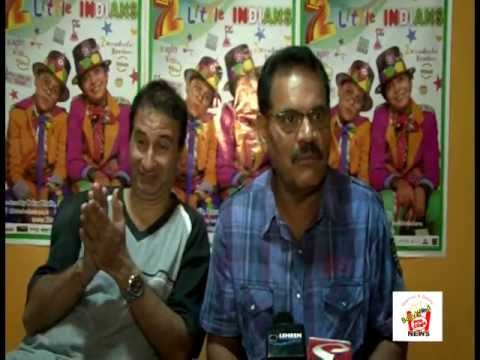 Boss and Dabba (MUSHTAQ KHAN and KRUSH DEBOO) interview