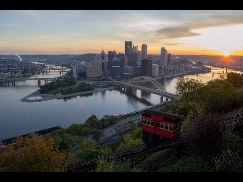 A Tour of Pittsburgh in 4k
