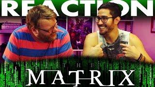 The Matrix Honest Trailer REACTION!!