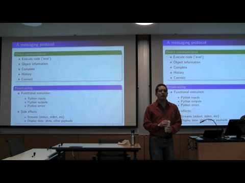 sagedays29: Fernando Perez -- Scientific Computing Using Pyt
