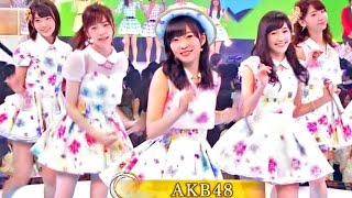 【full hd 60fps】 akb48 恋するフォーチュンクッキー 20150309 live koi suru fortune cookie