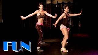 Pitbull   Fun ft  Chris Brown (Dance Tutorial with Dance Fitness with Jessica)