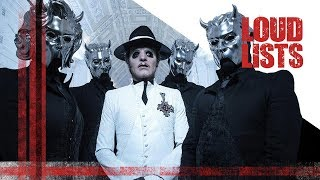 Top 10 Non-Metal Albums by Metal Bands
