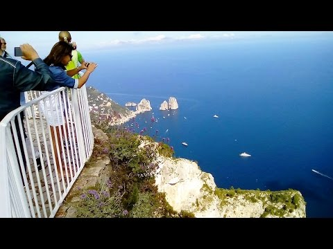 Insula CAPRI, Coasta AMALFITANA (Sorrento, Positano, Amalfi), POMPEI, Vulcanul VEZUVIU (Iunie 2016)