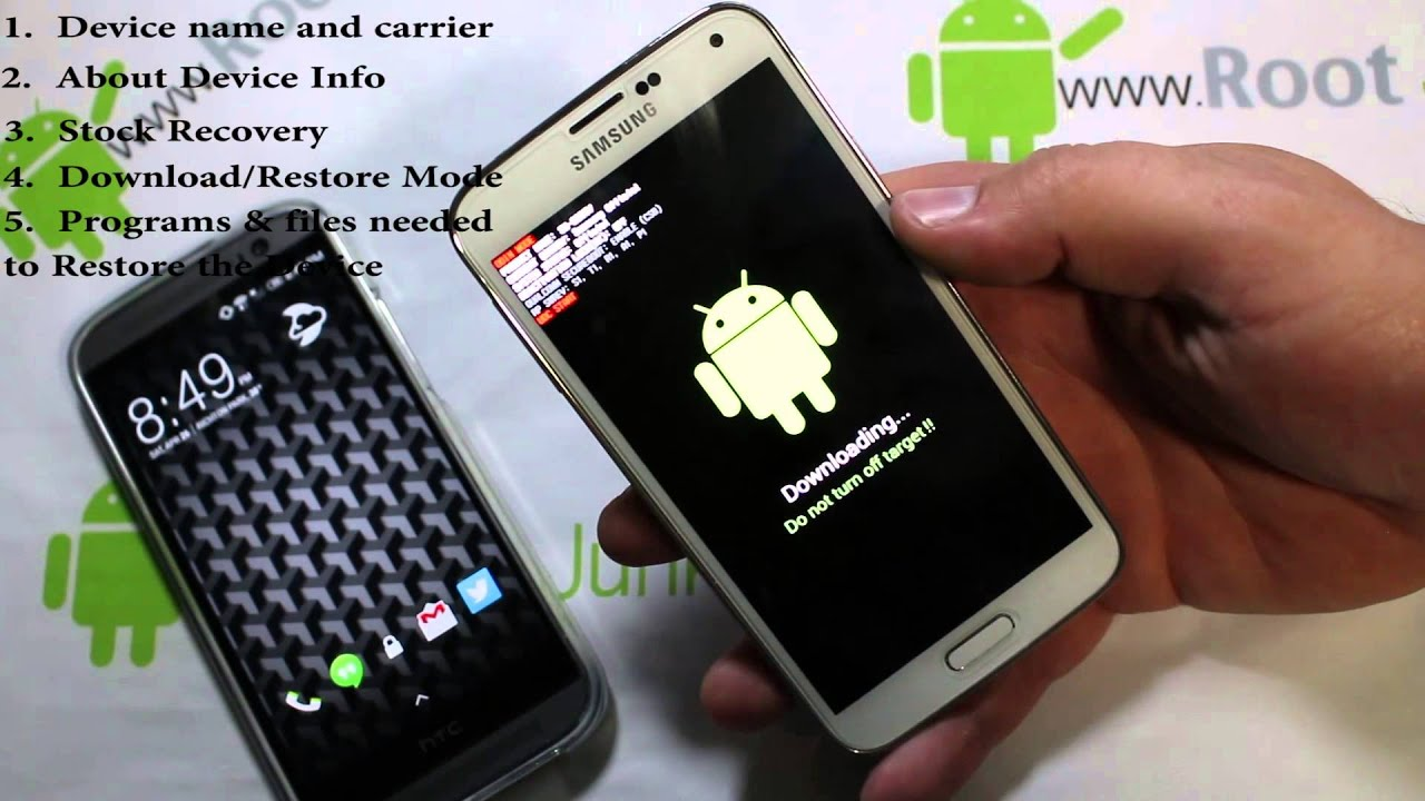 Phone What Does It Mean When You Root Your Android Phone 5 things you need to know before rooting or hacking your android device