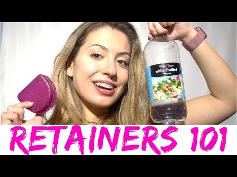 Retainers 101 (Care & Tips)