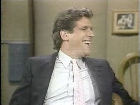 Glenn Frey on Late Night, July 26, 1984