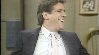 Glenn Frey on Late Night, July 26, 1984