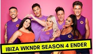 Ibiza Weekender season 4 episode 10 (PART 1) ITV2 S04E10 (SEASON FINALE)