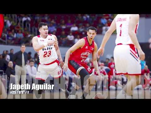 Meet the Luzon Allstars Lagot na!! Nagsama-sama ang mga malulupit na Guard at Forward ng PBA