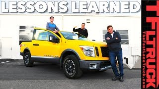 This Is What We Learned After 6 Months of Living with the 2018 Nissan Titan