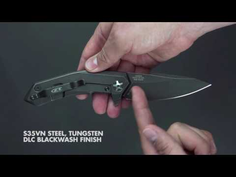 Zero Tolerance 0095BW Harpoon video_1