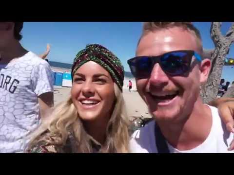 VLOG#34 STRANDOPENING HOEK VAN HOLLAND 2017 - DESTINYDAVEY
