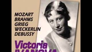 "Victoria Ivanova, ""Vieni, vieni o mio diletto"" Vivaldi"