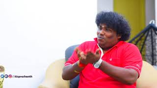 """"""" Neither me nor the director knows balloons story """" funny convo with yogi babu"""