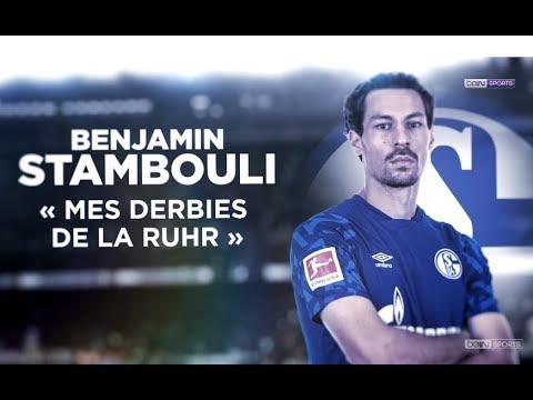 INTERVIEW - Benjamin Stambouli, l'homme qui n'avait jamais perdu un Derby de la Ruhr !