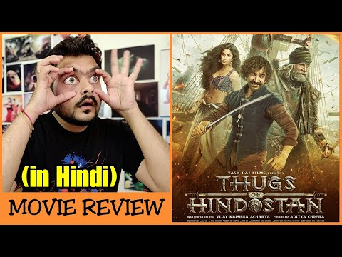 Thugs of Hindostan - Movie Review